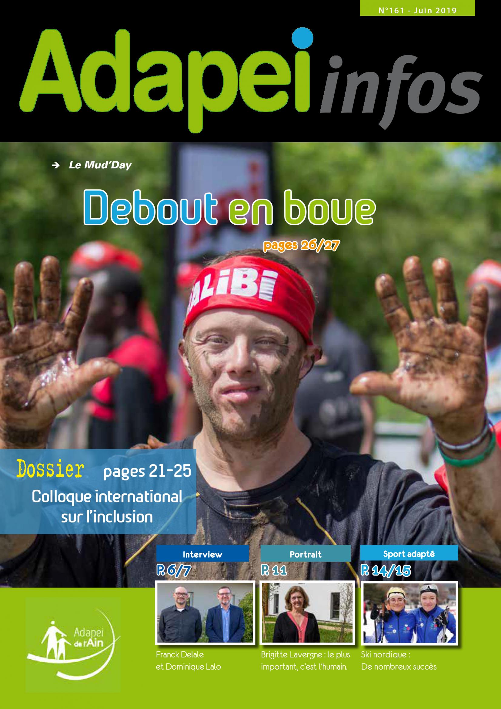 Adapei infos - Juin 2019