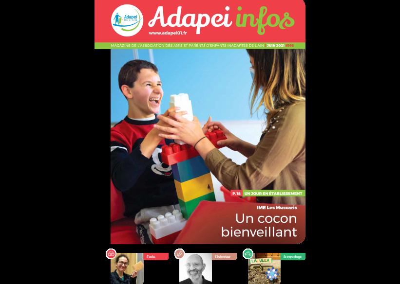 Adapei Infos Ain Juin 2021