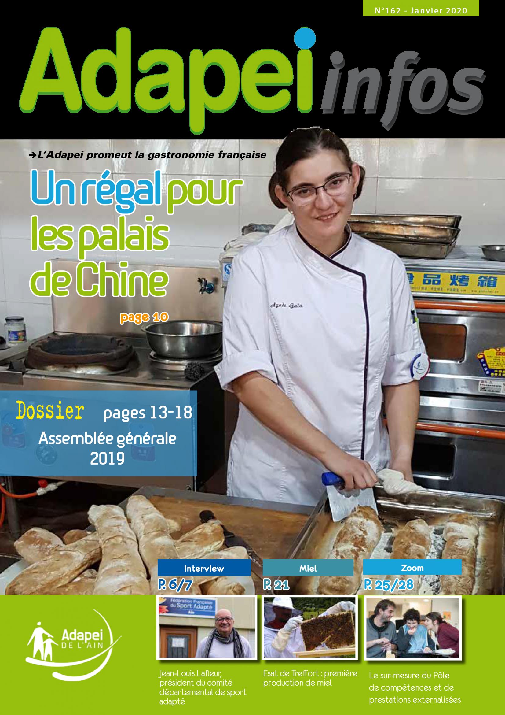 Adapei infos - Janvier 2020